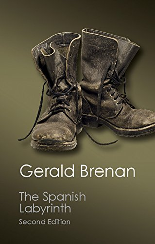 The Spanish Labyrinth: An Account of the Social and Political Background of the Spanish Civil War (Canto Classics) (English Edition) por Gerald Brenan