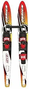 O'brien Junior Celebrity Water Ski with 600 RT Binding - Multicoloured, 58 Inch