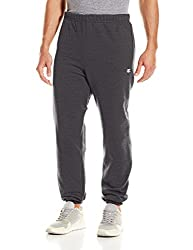 Champion LIFE Mens Reverse Weave Sweatpant w/Pockets, Granite Heather, X-Large