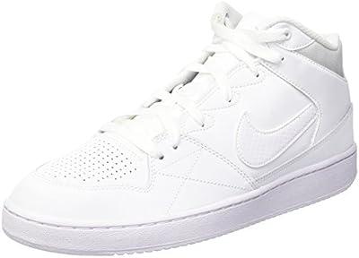 Nike Priority Mid Zapatillas de baloncesto, Hombre