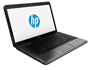 HP 655 39,6 cm (15,6 Zoll) Notebook (AMD E2-1800, 1,7GHz, 4GB RAM, 500GB HDD, AMD HD 7340, DVD, Win 7 HP) schwarz
