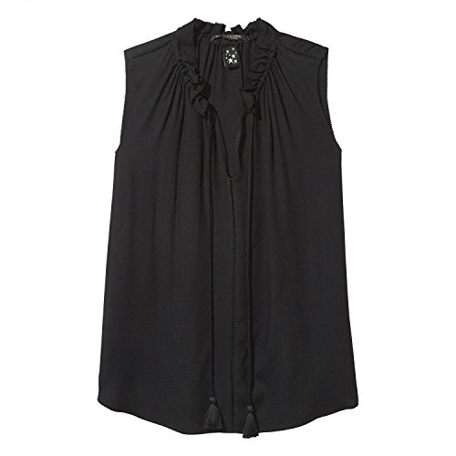 Damen Bluse Black