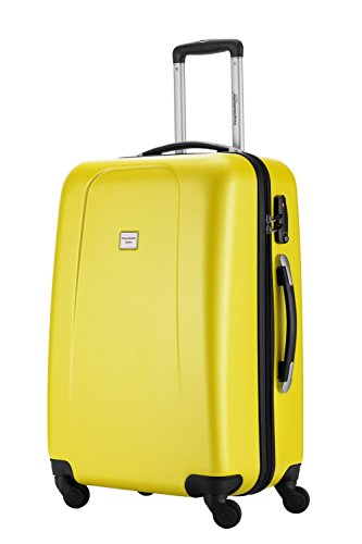 HAUPTSTADTKOFFER · Valise · 67 liters (66 x 45 x 24 cm) · Serrure TSA · en différentes couleurs (Jaune)