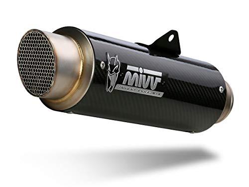 MIVV GP PRO KTM Duke 390 Auspuff