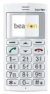Bea de fon s700eu _ 001D Senior Coque Housse (Chargeur de table, GSM/DECT Blanc