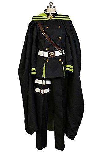 Saotome Kostüm Yoichi - Sunkee Seraph of the End Yoichi Saotome Uniform Cosplay Kostüm (M: 160-165cm, 50-55kg, Yoichi Saotome)