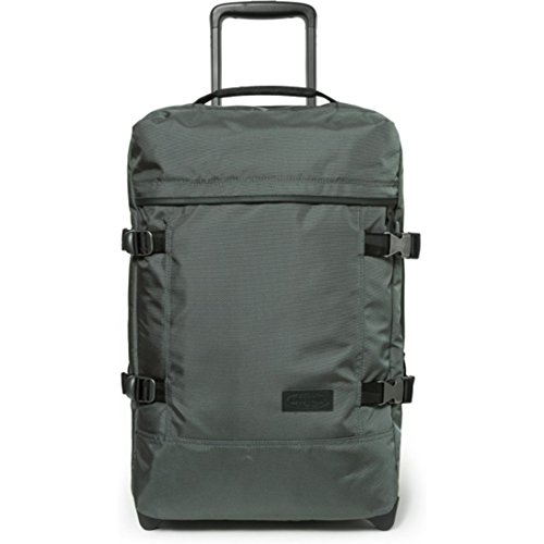 Eastpak - Equipaje de mano Gris Constructed Grey Check-in