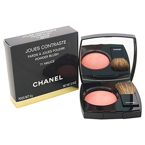 Chanel Joues Contras Powder Blush No. 71 Malice Femme/Women, Rouge, 1er Pack (1 x 64 g)