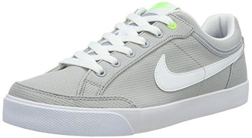 Nike Capri 3 Txt, Scarpe da Skateboard Bambino, Grigio (Wolf