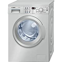 Bosch WAQ2836SGB 8Kg 1400 rpm Washing Machine (Silver)