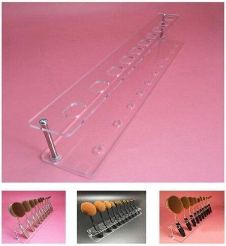 goldrose-10-pz-pennello-ovale-storange-luogo-organizzatore-acrilico-trasparente-10-lattices-cosmetic