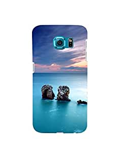 Aart Designer Luxurious Back Covers for Samsung S6 Edge by Aart Store.