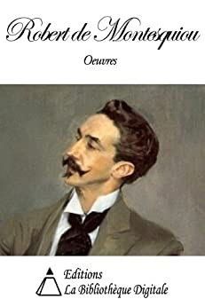 Poésies de Robert de Montesquiou par [de Montesquiou, Robert]