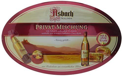 Asbach-Pralinen Schmuckdose -Privatmischung 180 g, 1er Pack (1 x 180 g)