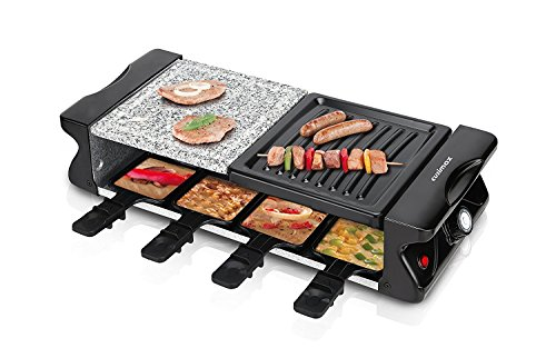 Cusimax Raclette Grill Multifonctions pour 8 Personnes,...