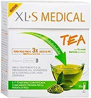 Xls Medical Tea Estratto di Tè Matcha per la Perdita di Peso, App My Nudge Plan Inclusa, 10 Giorni di Trattame