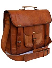Original Leather Bags/Backpacks/Laptop Messenger Bag/Sling Bag/Cross-Body/Shoulder/Sling Bag For Men/Women/Boys...