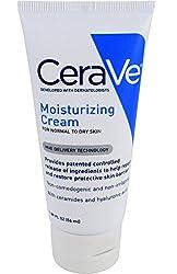 CeraVe Moisturizers, Moisturizing Cream, 1.89 Ounce