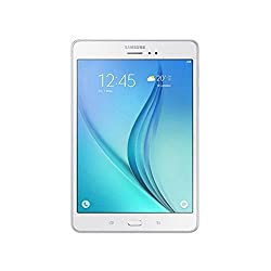 (CERTIFIED REFURBISHED) Samsung Galaxy Tab A SM-T355YZBAINS Tablet (WiFi, 3G, Voice Calling), Smoky Titanium