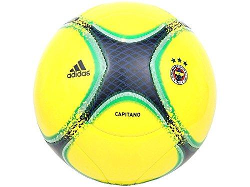 adidas +F50 Capitano Fenerbahce Istanbul Fußball gelb