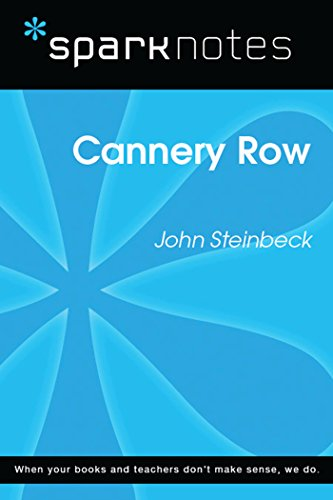 Cannery Row (SparkNotes Literature Guide) (SparkNotes Literature Guide Series) (English Edition)