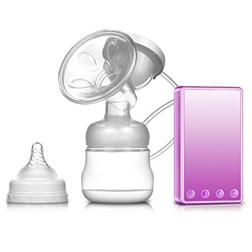 NWYJR Du sein pompe confort simple plus près à la Nature prolactine tire-lait électrique , purple