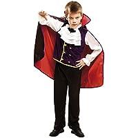 My Other Me - Disfraz de Rey vampiro para niño, 3-4 años (Viving Costumes 203271)