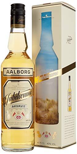Aalborg Jubiläumsaquavit, 40%, 1er Pack (1 x 700 ml)