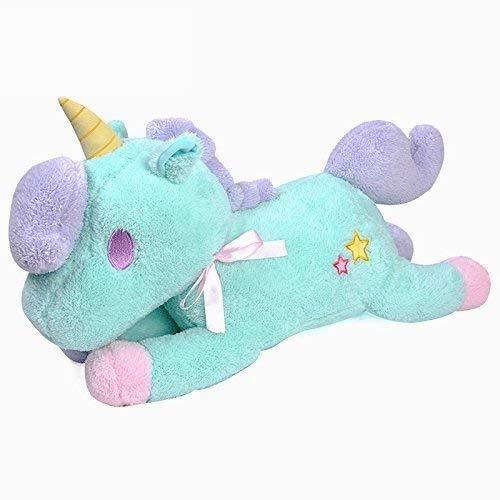 Hilai Newin Sterne Niedlichen Cartoon Einhorn Wurfkissen Weiche Plüsch Puppe Spielzeug Home Sofa Dekor gefüllt