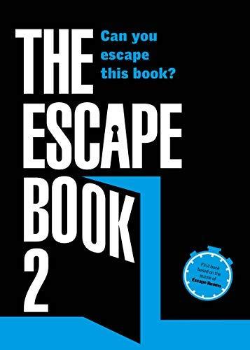 The Escape Book 2: Can you escape this book? (English Edition)