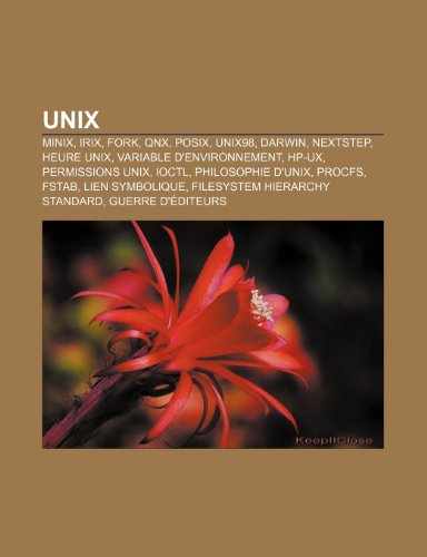 unix-minix-irix-fork-qnx-posix-unix98-darwin-nextstep-heure-unix-variable-denvironnement-hp-ux-permi