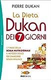 La dieta Dukan dei 7 giorni (Pickwick)