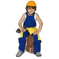 Costume da Muratore infantile A-(3 5 anni) b0353cc85501