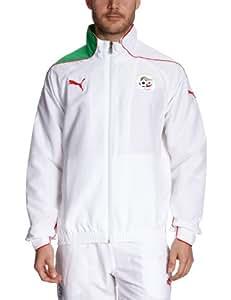 Puma Veste Algerie Football homme Blanc S