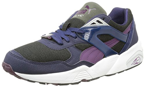 Puma R698 Modern Herit, Baskets Basses Femme Bleu (Blue/Peacot)