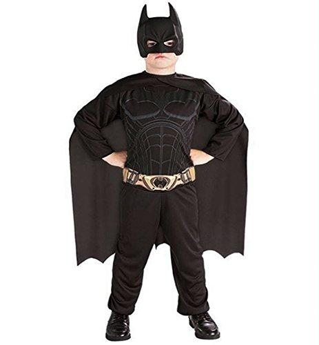 Rubies Kinder Kostüm Batman M + L(M = 122/128)