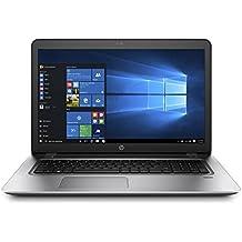 HP ProBook 470G4Intel i7–7500u 43,9cm/17,3pulgadas FHD AG DSC 1x 8GB 256GB/m2ssd + 1TB/HDD DVDRW WiFi BT