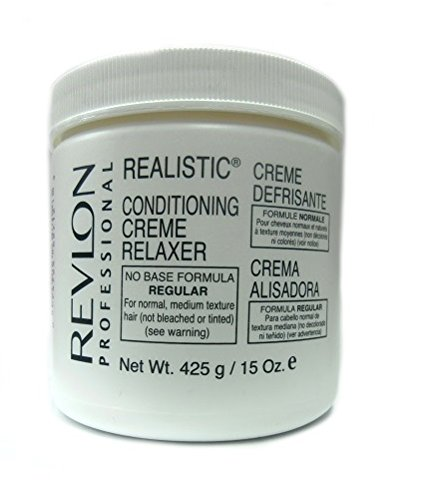 Relaxer / Glättungscreme REVLON Conditioning Creme Relaxer REGULAR - NORMAL 425g - Creme Hair Relaxer