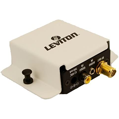Leviton 48213-VMA Structured Media Center Modulator by Leviton