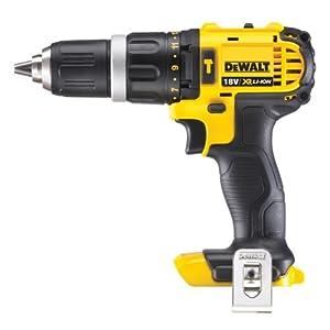 Dewalt DCD785N-XJ DCD785N, 800 W, 18 V, Schwarz, Gelb