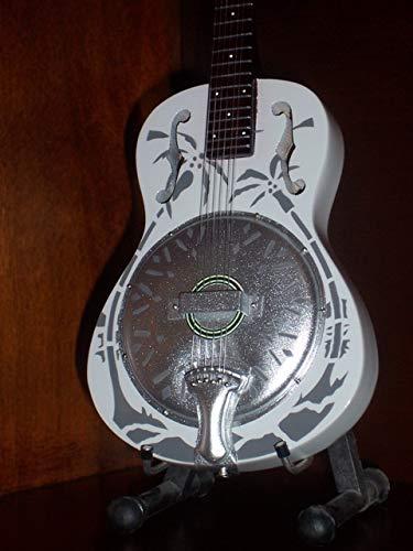 Mini Resonator Gitarre DIRE STRAITS MARK KNOPFLER Anzeige GESCHENK