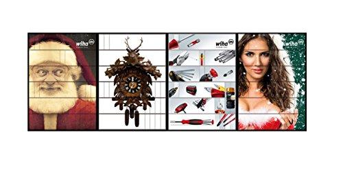 Preisvergleich Produktbild Wiha 2014 Werkzeug-Set Adventskalender, 39338