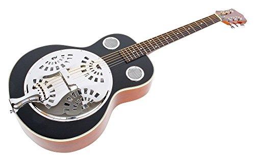 Cherrystone 4260180882780 MPM Resonator Gitarre schwarz