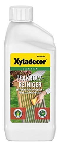 Xyladecor Teakholzreiniger 0,75 Liter