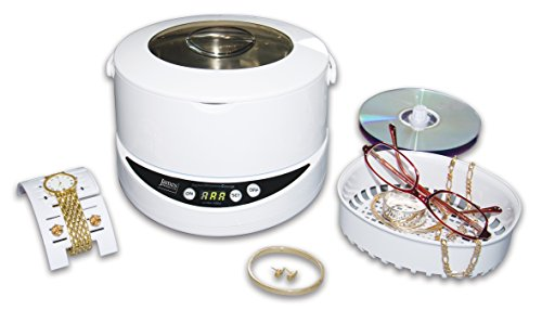 james-products-cordless-basket-ultrasonic-7050-jewellery-spectacle-cd-dvd-coins-personal-care-cleane