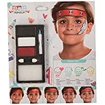 My Other Me - Kit maquillaje infantil indio (Viving Costumes 207080)
