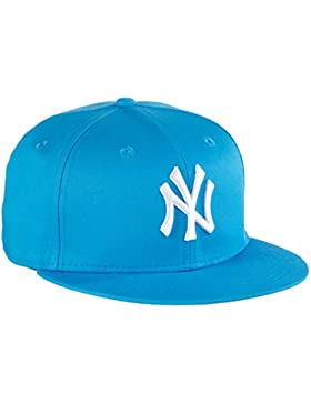 New Era League Basic NY Yankees Gorra M/L white