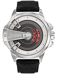 Reloj Jean-Paul Gaultier de Nailon Hombre Negro