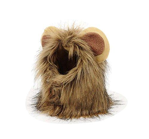 Artikelbild: Lustig Der Löwe-Form-Hut für Haustiere, Schön