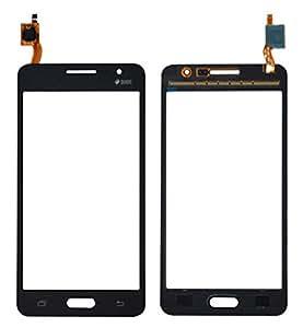 Ecran vitre tactile ecran remplacement pour Samsung Grand Prime Duos SM-G530H g530 (Noir)